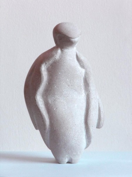 Penguin sculpture image